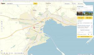 Размещение на картах Яндекс